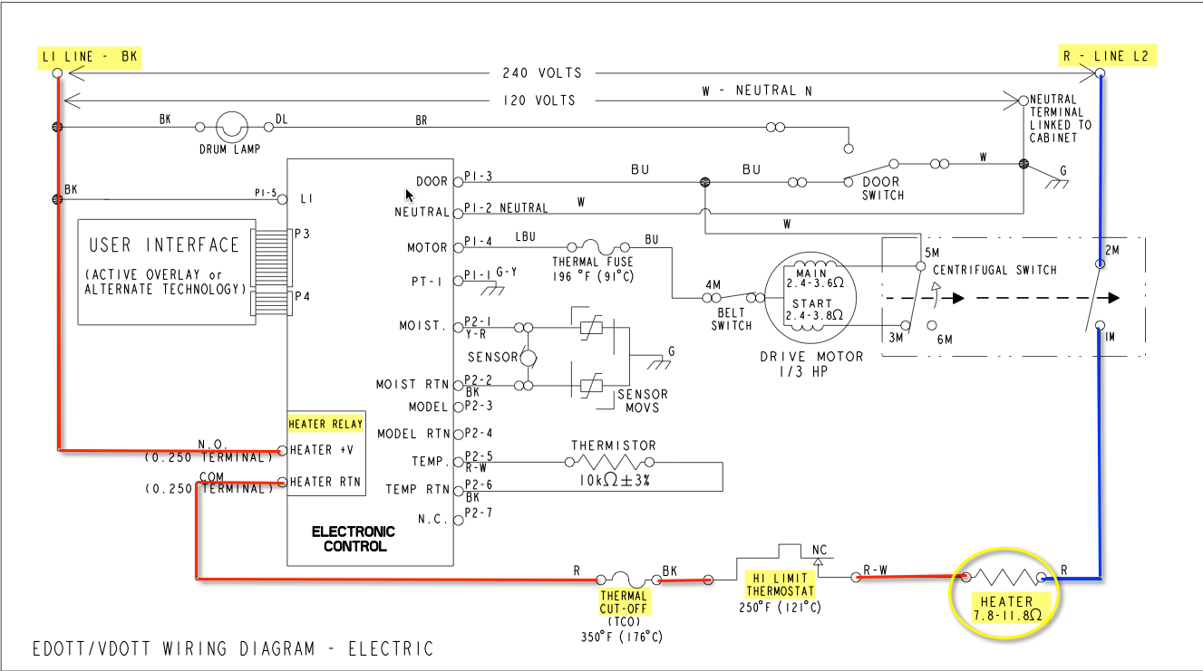 Whirlpool Dryer Schematic - Fusebox and Wiring Diagram electrical-free -  electrical-free.coroangelo.itdiagram database - coroangelo.it